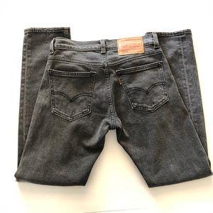 Levi's Jeans - NEW Levi's Orange Tab Gray 505c Cropped Jeans 25